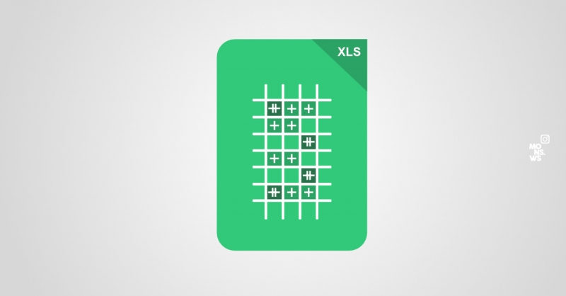 Как в Excel объединить содержимое ячеек в одну (без потери данных)
