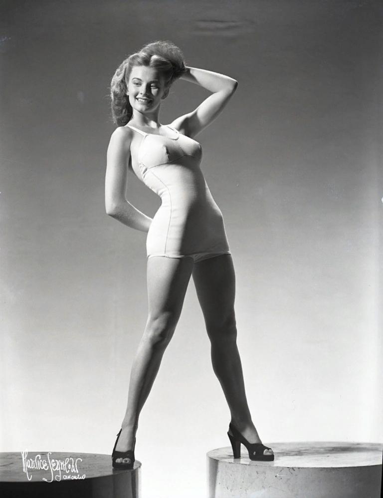 Cloris Leachman - Miss America pageant